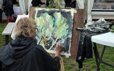 Kursus i maleri v. Lone Ogstrup